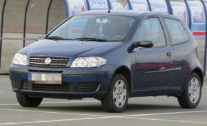 Autobaterie Fiat Punto