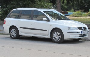 Autobaterie Fiat Stilo