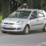 Autobaterie Ford Fiesta