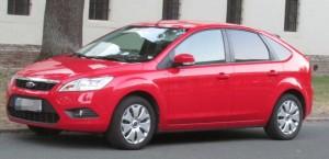 Autobaterie Ford Focus
