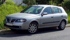 Autobaterie Nissan Almera
