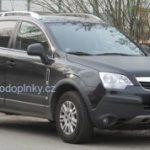 Autobaterie Opel Antara