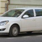 Autobaterie Opel Astra
