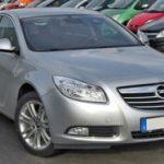 Autobaterie Opel Insignia