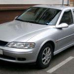 Autobaterie Opel Vectra