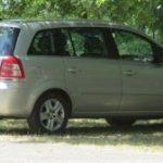 Autobaterie Opel Zafira