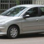 Autobaterie Peugeot 206
