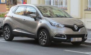 Autobaterie Renault Captur