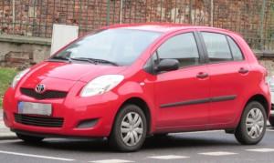 Autobaterie Toyota Yaris