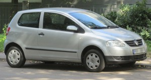Autobaterie Volkswagen Fox