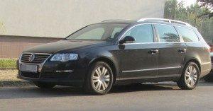 Autobaterie Volkswagen Passat