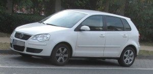 Autobaterie Volkswagen Polo