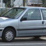 Autobaterie Peugeot 106