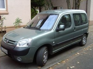 Autobaterie Peugeot Partner