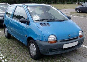 Autobaterie Renault Twingo