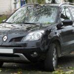 Autobaterie Renault Koleos