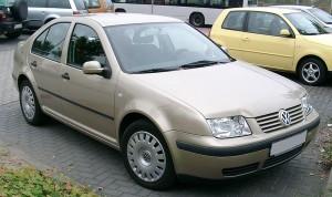 Autobaterie Volkswagen Bora