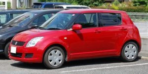 Autobaterie Suzuki Swift