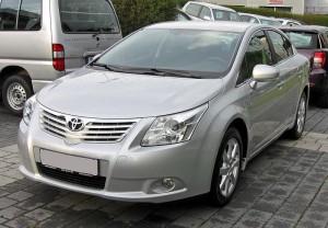 Autobaterie Toyota Avensis