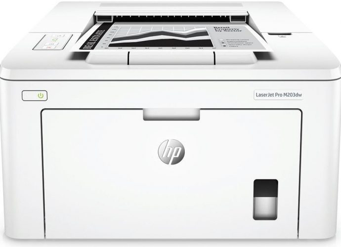Tiskárna HP LaserJet Pro M203dw