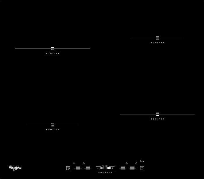 Varná deska Whirlpool ACM 836 BA