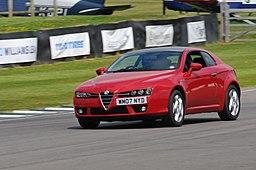 Autopotahy Alfa Romeo Brera