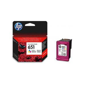C2P11AE - HP651 barevná