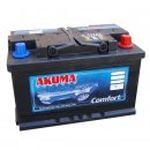 Akuma Komfort 12V 60Ah 510A