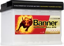 Banner Running Bull EFB 12V 65Ah 550A
