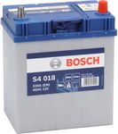 Bosch S4 12V 40Ah 330A 0 092 S40 180