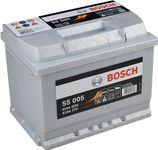 Bosch S5 12V 63Ah 610A
