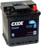 Exide Classic 12V 40Ah