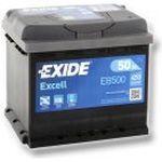 Exide Excell 12V 50Ah 450A