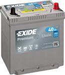 Exide Premium 12V 40Ah 350A