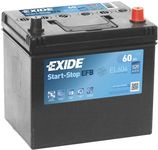 Exide Start-Stop EFB 12V 60Ah 520A