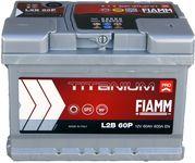 Fiamm Titanium PRO 12V 60Ah 600A