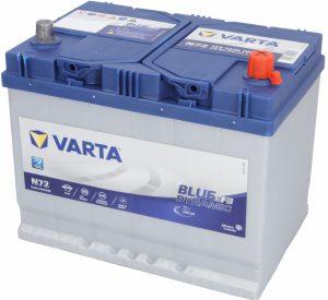 Varta Blue Dynamic EFB 12V 72Ah 760A