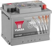 Yuasa YBX5000 12V 62Ah 620A