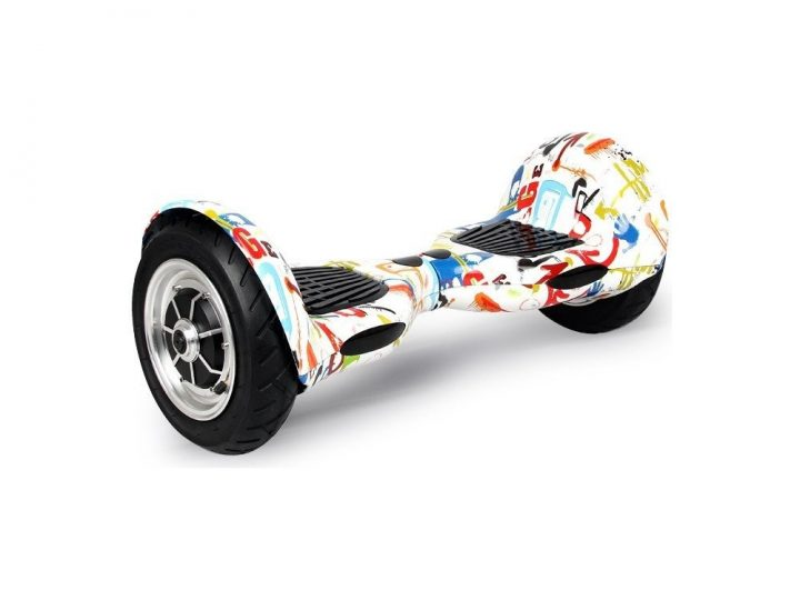 Hoverboard Offroad CRAZY