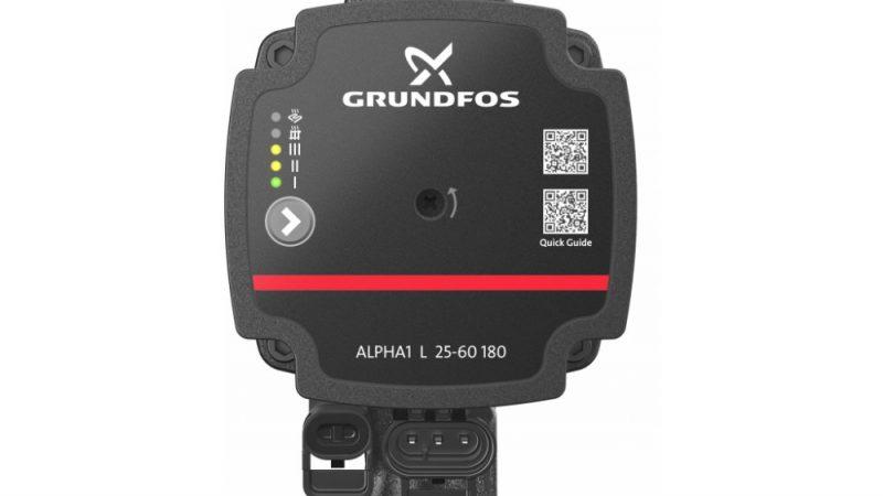 Grundfos ALPHA 1 L 25-40 180 mm 99160579